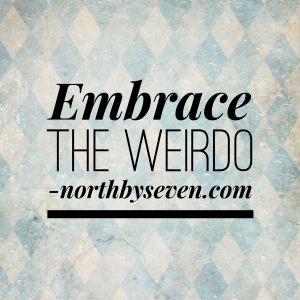 Embrace the Weirdo | Picture this. You're minding your own business, strolling casually down the street with your thoughts running off... | Read more!
